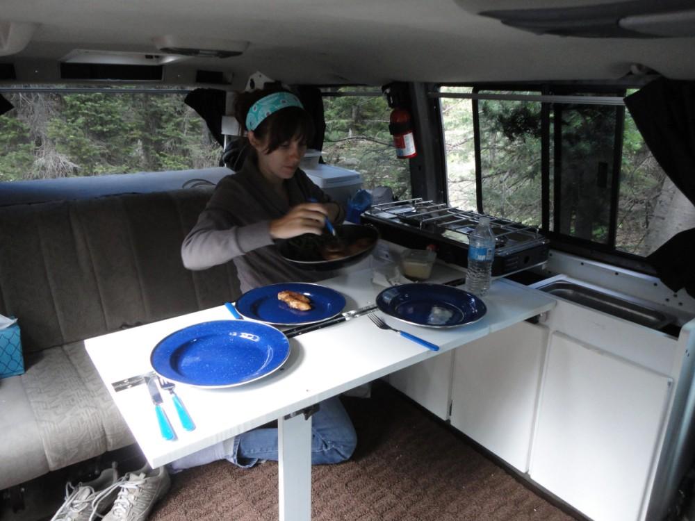 AstroSafari com • 2005 AWD Astro Camper For Sale $8k - North